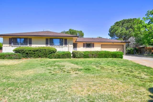3625 California Street NE, Albuquerque, NM 87110 (MLS #968839) :: Campbell & Campbell Real Estate Services