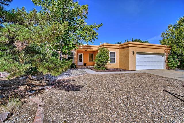 5709 Vista Bonita NE, Albuquerque, NM 87111 (MLS #968856) :: The Buchman Group