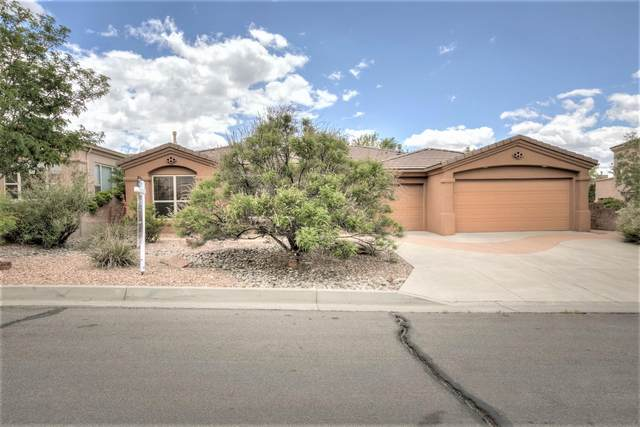 12905 Desert Moon Place NE, Albuquerque, NM 87111 (MLS #968866) :: Campbell & Campbell Real Estate Services