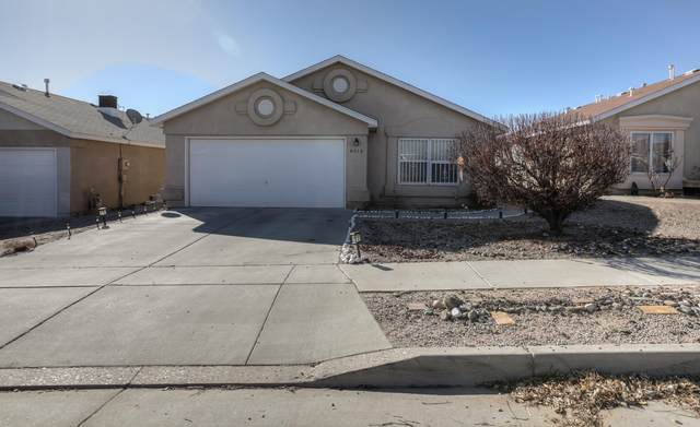 8512 Rancher Road SW, Albuquerque, NM 87121 (MLS #968870) :: Campbell & Campbell Real Estate Services