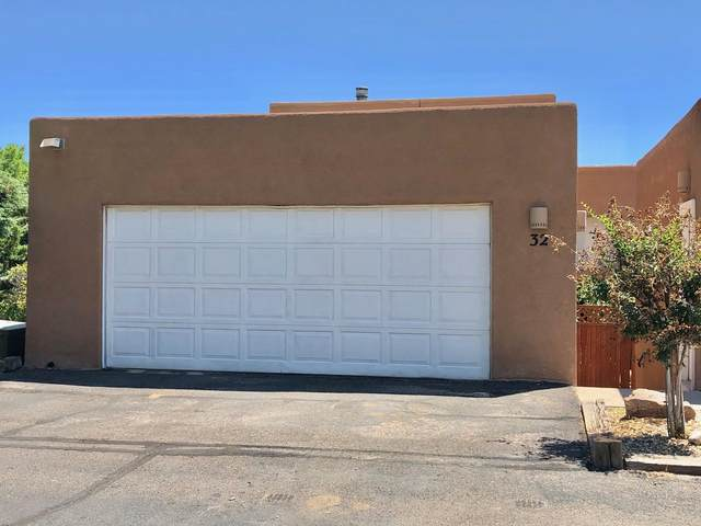 2700 Vista Grande Drive NW #32, Albuquerque, NM 87120 (MLS #968872) :: Campbell & Campbell Real Estate Services