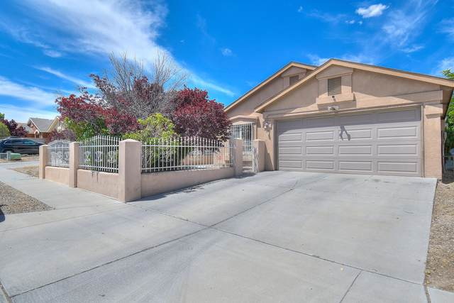 7811 Purple Fringe Road SW, Albuquerque, NM 87121 (MLS #968873) :: Campbell & Campbell Real Estate Services