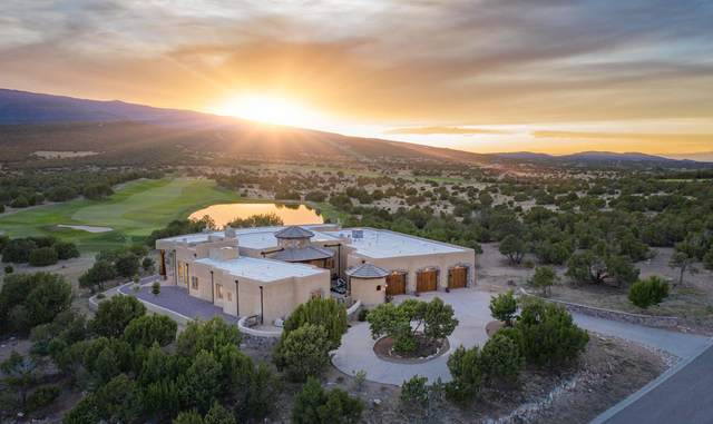 3 Squash Blossom Court, Sandia Park, NM 87047 (MLS #968883) :: Campbell & Campbell Real Estate Services