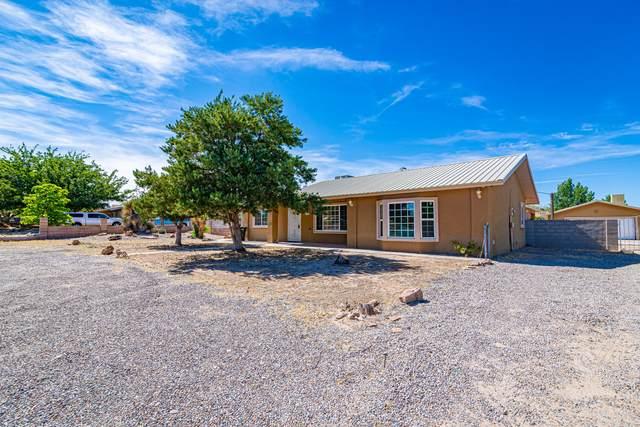 2933 Donna Maria Drive SW, Albuquerque, NM 87121 (MLS #968884) :: The Buchman Group