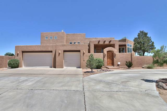 3700 Alamogordo Drive NW, Albuquerque, NM 87120 (MLS #968885) :: Berkshire Hathaway HomeServices Santa Fe Real Estate