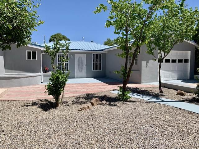 1319 Cordova Avenue NW, Albuquerque, NM 87107 (MLS #968906) :: Campbell & Campbell Real Estate Services