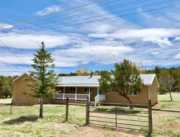 20 Valley Trail, Edgewood, NM 87015 (MLS #968922) :: Campbell & Campbell Real Estate Services