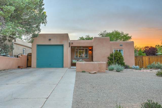 437 Sierra Drive SE, Albuquerque, NM 87108 (MLS #968925) :: Campbell & Campbell Real Estate Services