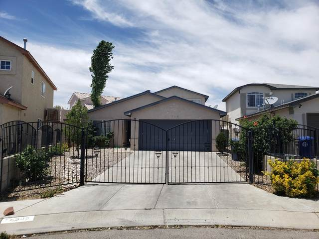 505 94TH Street SW, Albuquerque, NM 87121 (MLS #968930) :: Campbell & Campbell Real Estate Services