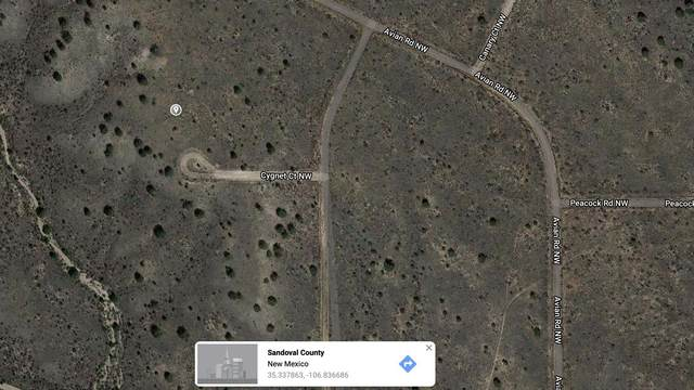 Lot 24, Block 38 Unit 24, Rio Rancho, NM 87144 (MLS #968935) :: The Buchman Group