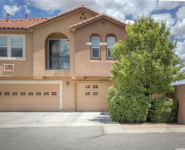601 Menaul Boulevard NE #201, Albuquerque, NM 87107 (MLS #968943) :: Campbell & Campbell Real Estate Services
