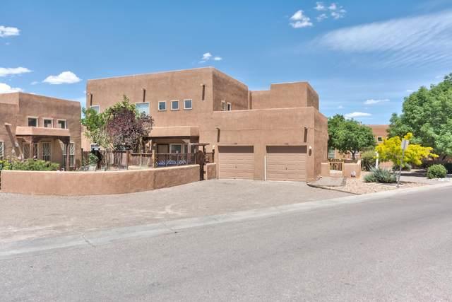 1727 Violetas Road NW, Albuquerque, NM 87104 (MLS #968945) :: Campbell & Campbell Real Estate Services
