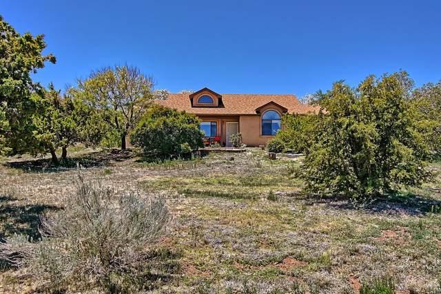 33 Palomino Road, Edgewood, NM 87015 (MLS #968947) :: The Buchman Group