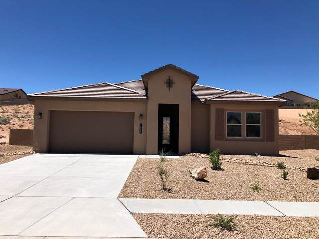 1951 Castle Peak Loop NE, Rio Rancho, NM 87144 (MLS #968951) :: The Buchman Group