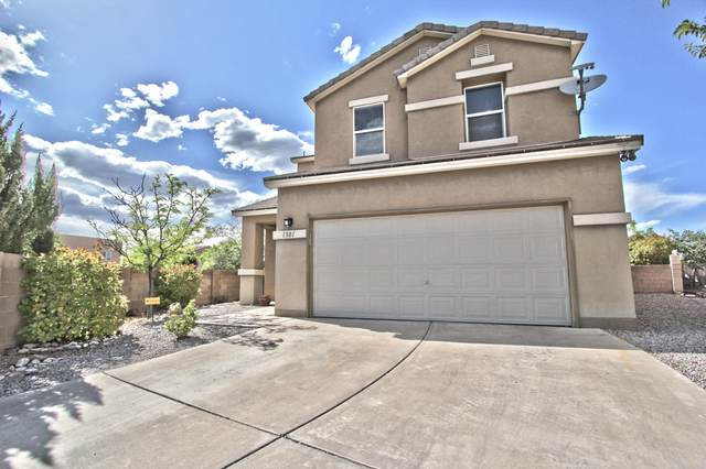 1301 El Segundo Avenue NE, Albuquerque, NM 87113 (MLS #968956) :: Campbell & Campbell Real Estate Services