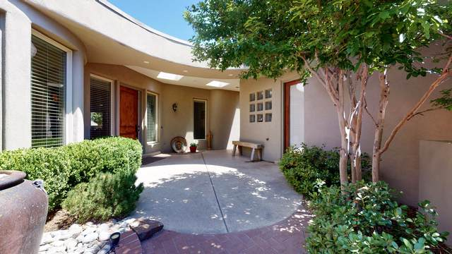 2315 Pinon Encantada Trail NW, Albuquerque, NM 87104 (MLS #968959) :: Campbell & Campbell Real Estate Services