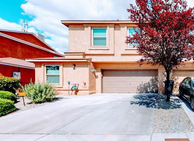 8604 El Monte Lane NE, Albuquerque, NM 87113 (MLS #968962) :: Sandi Pressley Team