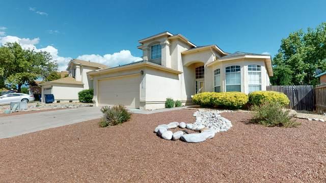 4824 Mesa Bonita Court NW, Albuquerque, NM 87120 (MLS #968966) :: Sandi Pressley Team