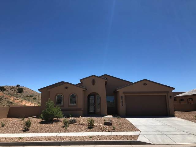 5408 Pikes Peak Loop NE, Rio Rancho, NM 87144 (MLS #968968) :: The Buchman Group