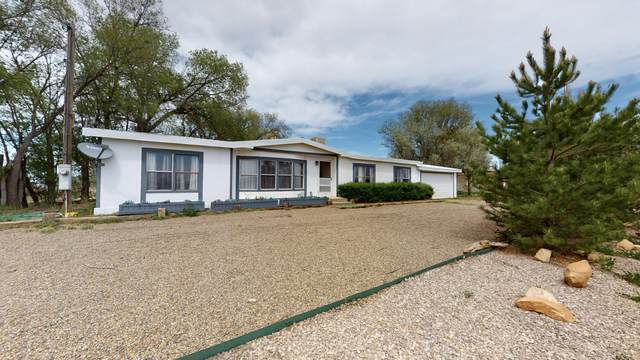 32 Sandia Street, Moriarty, NM 87035 (MLS #968979) :: Campbell & Campbell Real Estate Services