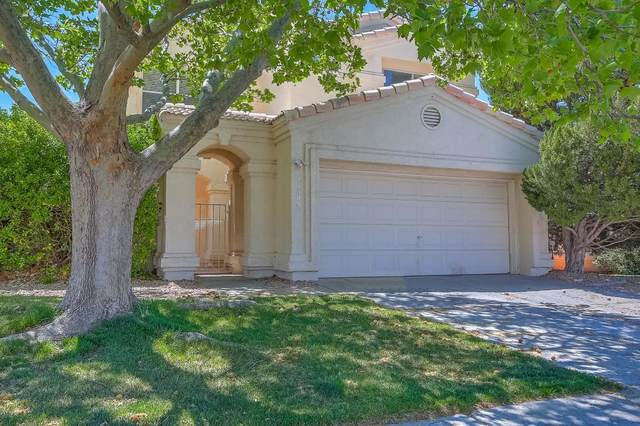 11508 Kings Canyon Road SE, Albuquerque, NM 87123 (MLS #968982) :: The Buchman Group