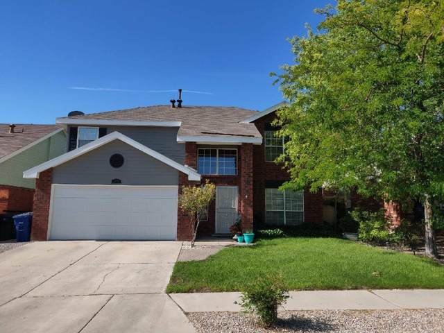 8328 Wedgewood Avenue NW, Albuquerque, NM 87120 (MLS #968991) :: Berkshire Hathaway HomeServices Santa Fe Real Estate