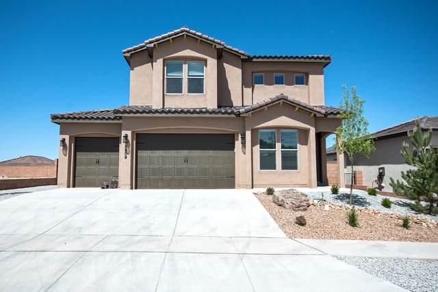1809 Popejoy Street SE, Albuquerque, NM 87123 (MLS #969005) :: The Buchman Group