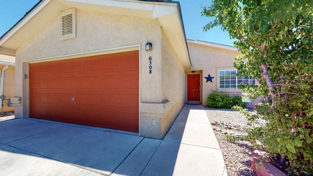 6508 Amberside Road NW, Albuquerque, NM 87120 (MLS #969023) :: The Buchman Group