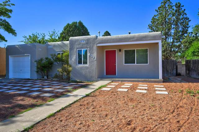 4912 Pershing Avenue SE, Albuquerque, NM 87108 (MLS #969027) :: The Buchman Group