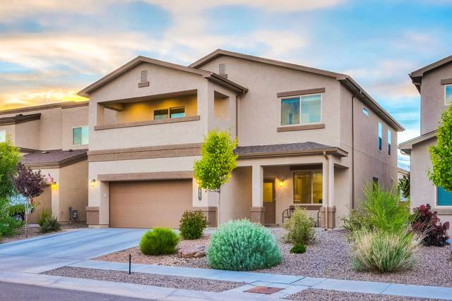 5867 Mafraq Avenue NW, Albuquerque, NM 87114 (MLS #969031) :: The Buchman Group