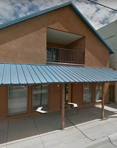207 - 209 Fisher Avenue, Socorro, NM 87801 (MLS #969036) :: The Buchman Group