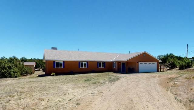 2 Starr Lane, Edgewood, NM 87015 (MLS #969037) :: The Buchman Group