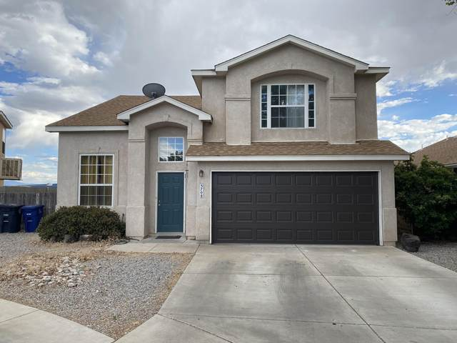 5708 Forestal Court NW, Albuquerque, NM 87120 (MLS #969057) :: The Buchman Group