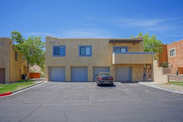 4801 Irving Boulevard NW #1401, Albuquerque, NM 87114 (MLS #969065) :: Campbell & Campbell Real Estate Services