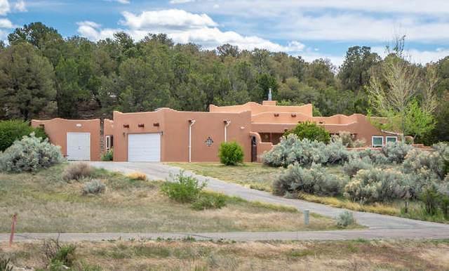 20 Vista Encantada Drive, Edgewood, NM 87015 (MLS #969067) :: Campbell & Campbell Real Estate Services
