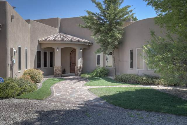 120 Savannah Lane, Corrales, NM 87048 (MLS #969070) :: Campbell & Campbell Real Estate Services