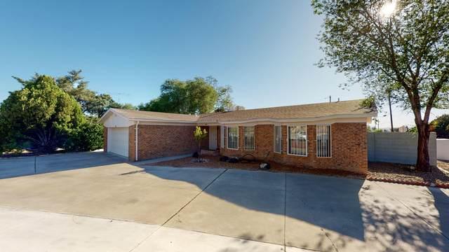 2929 Pennsylvania Street NE, Albuquerque, NM 87110 (MLS #969078) :: The Buchman Group