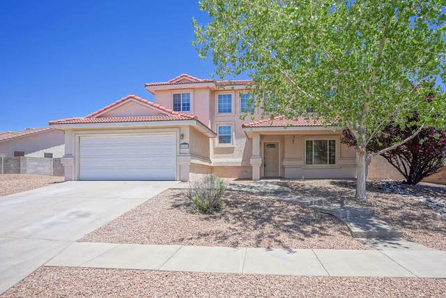 10520 Pisa Drive NW, Albuquerque, NM 87114 (MLS #969101) :: Campbell & Campbell Real Estate Services