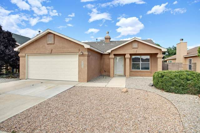 6809 La Rocca Road NW, Albuquerque, NM 87114 (MLS #969115) :: The Buchman Group