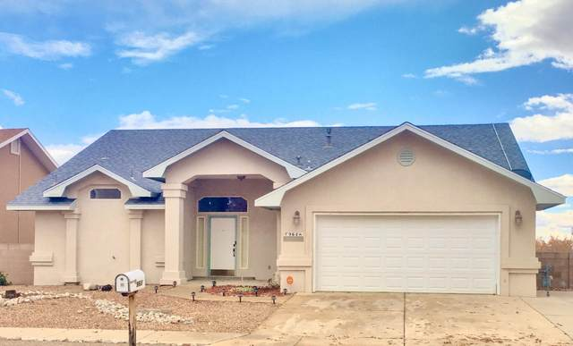 961 Pinzon Street NW, Los Lunas, NM 87031 (MLS #969118) :: Campbell & Campbell Real Estate Services