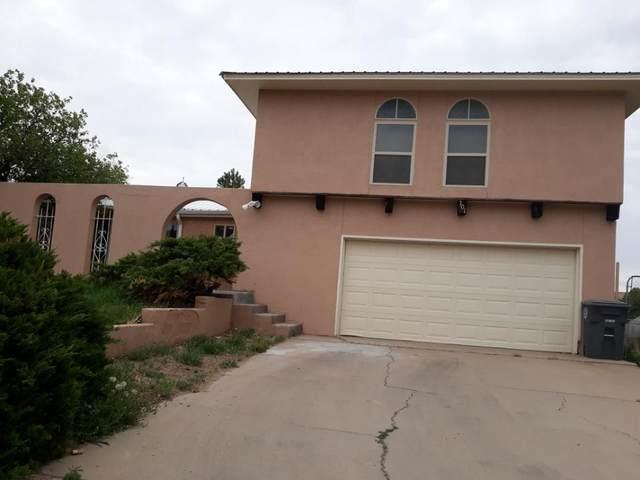 701 Kay Lynn Drive, Las Vegas, NM 87701 (MLS #969123) :: The Buchman Group