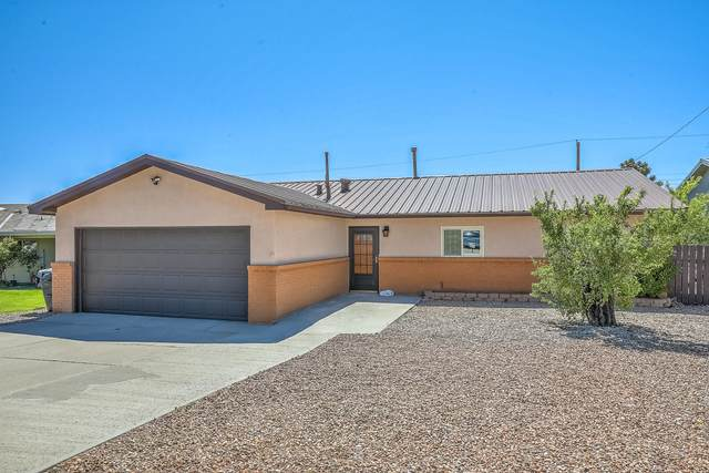 213 Monte Largo Drive NE, Albuquerque, NM 87123 (MLS #969126) :: Campbell & Campbell Real Estate Services