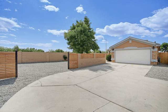 7900 Greythorn Road SW, Albuquerque, NM 87121 (MLS #969129) :: Campbell & Campbell Real Estate Services