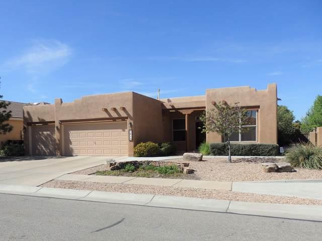 7619 Via De Calma NE, Albuquerque, NM 87113 (MLS #969140) :: Campbell & Campbell Real Estate Services