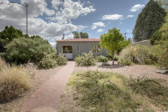 544 Solano Drive NE, Albuquerque, NM 87108 (MLS #969144) :: Campbell & Campbell Real Estate Services