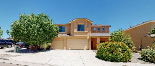 1030 Festival Court NW, Los Lunas, NM 87031 (MLS #969151) :: The Buchman Group