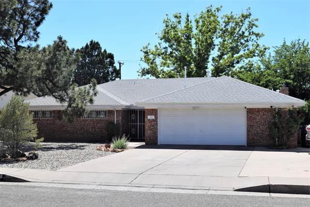 2929 Rhode Island Street NE, Albuquerque, NM 87110 (MLS #969152) :: The Buchman Group