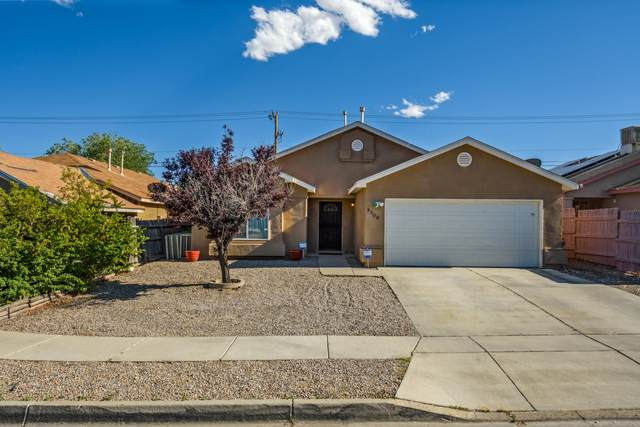9308 Jetty Court NW, Albuquerque, NM 87121 (MLS #969166) :: The Buchman Group