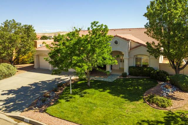 3537 White Horse Drive SE, Rio Rancho, NM 87124 (MLS #969170) :: Campbell & Campbell Real Estate Services