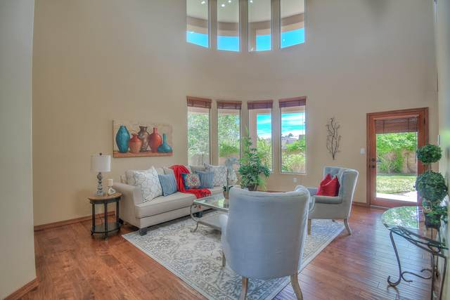 4604 Allegheny Court NW, Albuquerque, NM 87114 (MLS #969171) :: The Buchman Group